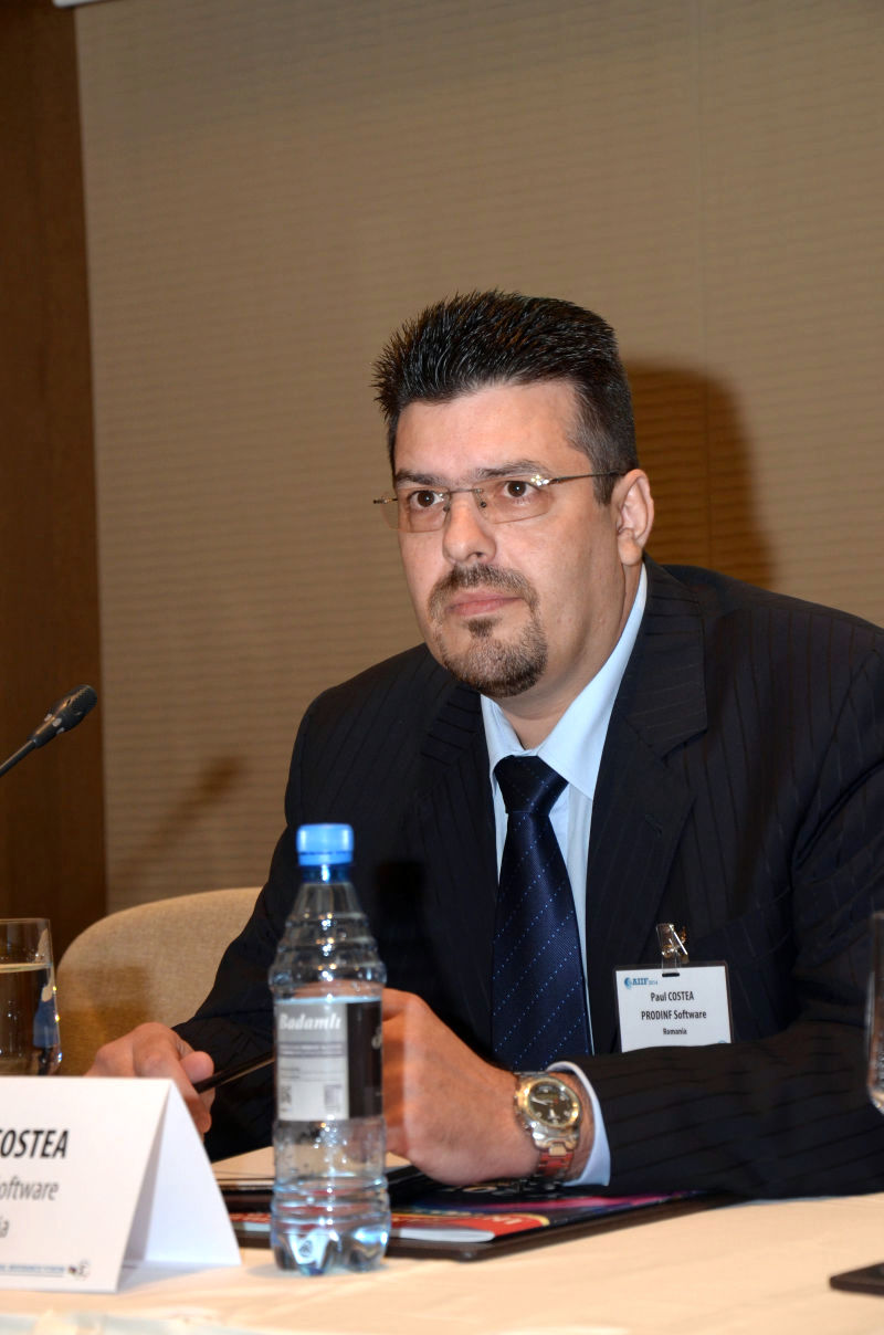 AIIF – Azerbaijan International Insurance Forum (June 19th – 20th, 2014)
